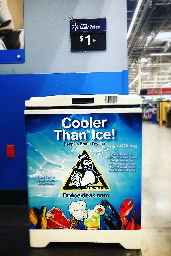 Do you know where to find dry ice near you its easy