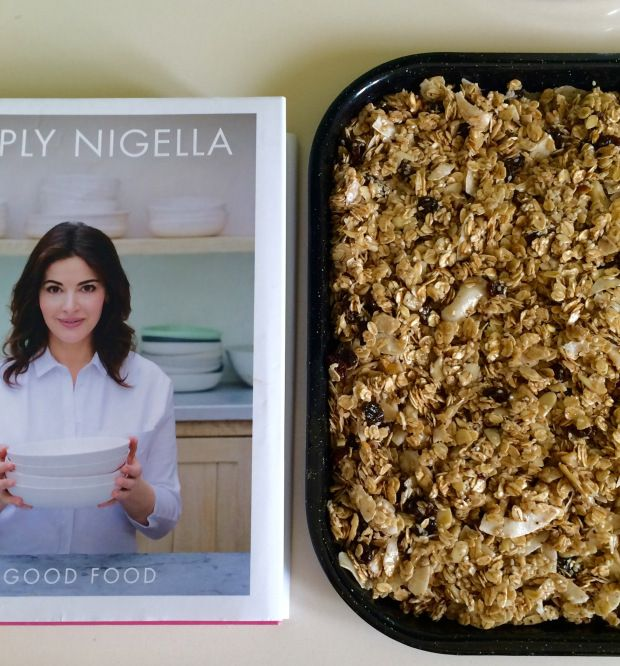 Weekend Breakfast Treat: Nigella's Toasty Olive Oil ...