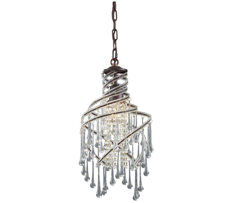 These petite chandeliers offer a waterfall of crystal accents to add these petite chandeliers offer a waterfall of crystal accents to add a touch of class to aloadofball Gallery