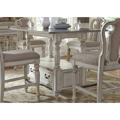 Lark Manor Tiphaine Dining Table Liberty Furniture Hudson