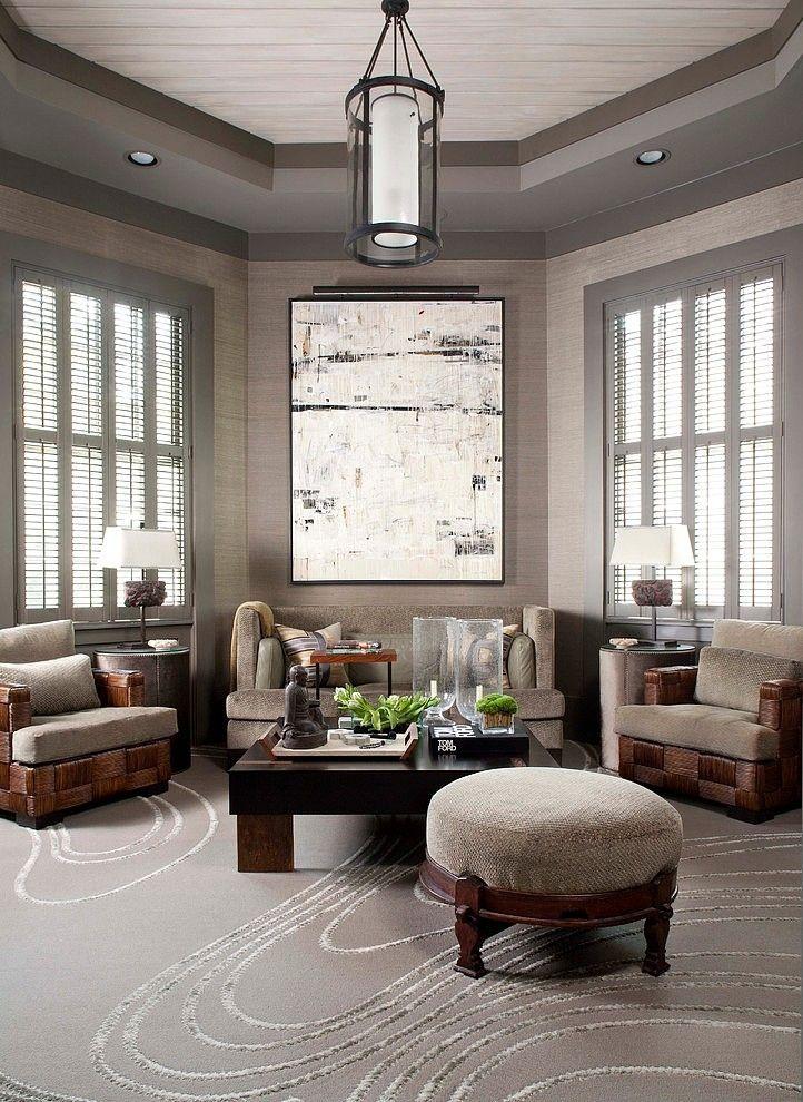 Cool Sunken Living Room Ideas For Your Dreamed House: Home Goods Decor, Home Decor, Interior Design