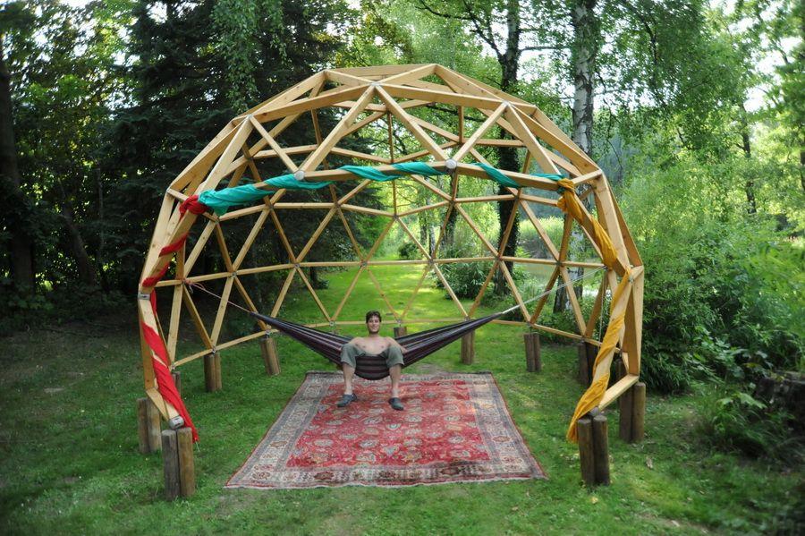 Klicken Zum Schliessen Geodesic Dome Geodesic Dome Homes Dome House