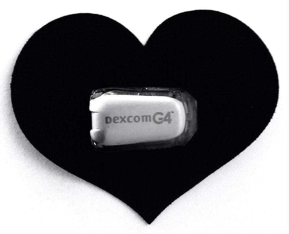 H2o Rocktape For Dexcom Cgm Rockadex Managing Diabities1