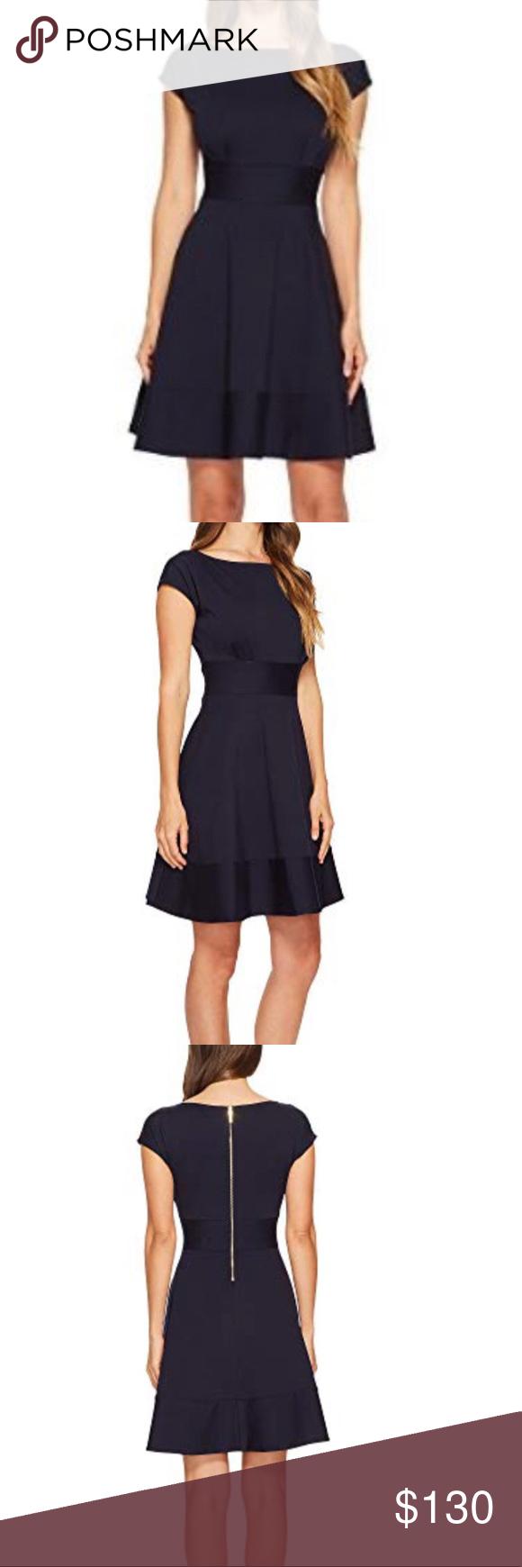 84fa9435a905 Kate Spade Broome street ponte fiorella dress Exude a level of untold  elegance when you wear