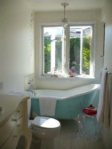 one day i'll have a clawfoot tub