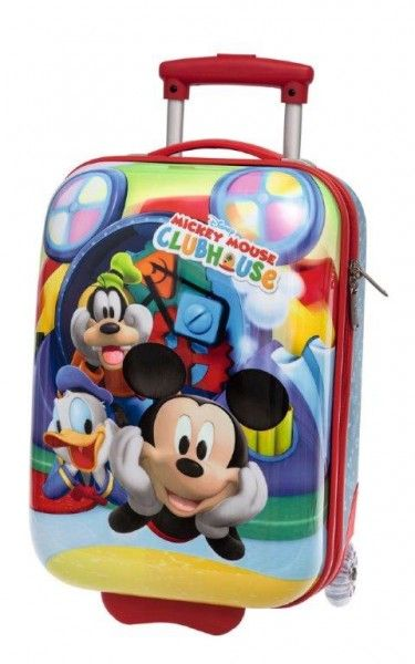 sports shoes casual shoes entire collection Valigia Trolley Bagaglio a Mano Disney Mickey Mouse, 48 cm ...