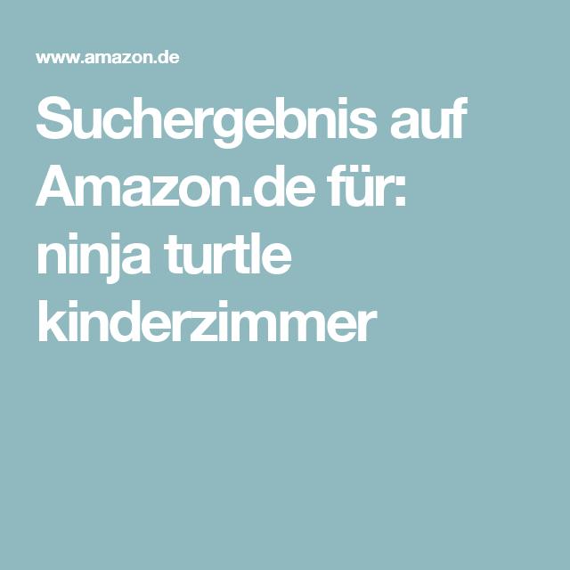 Suchergebnis auf Amazon.de für: ninja turtle kinderzimmer   joels ...