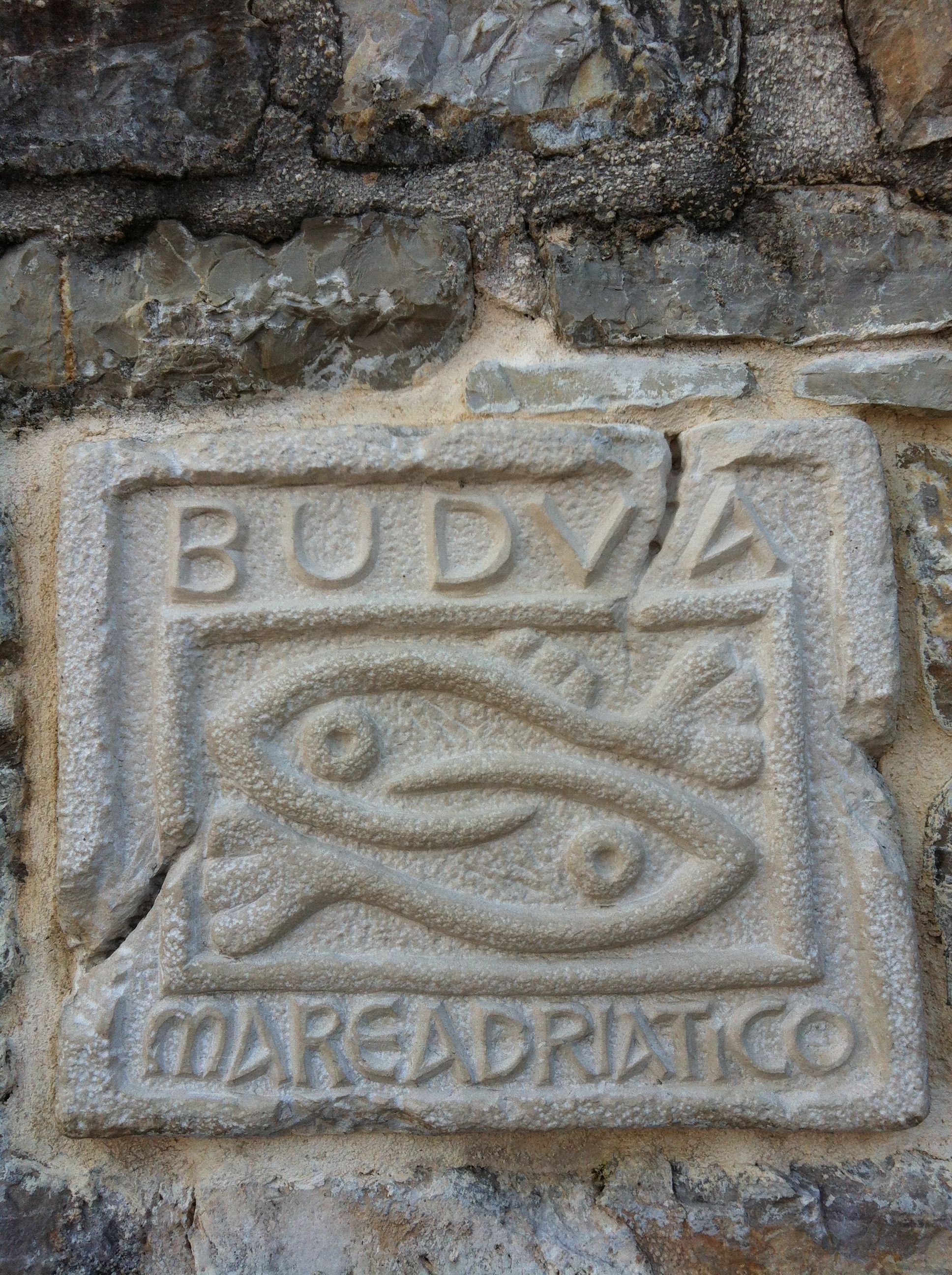 Ancient fish symbol image collections symbols and meanings two fish symbol of budva montenegro pinterest two fish symbol of budva biocorpaavc buycottarizona Gallery