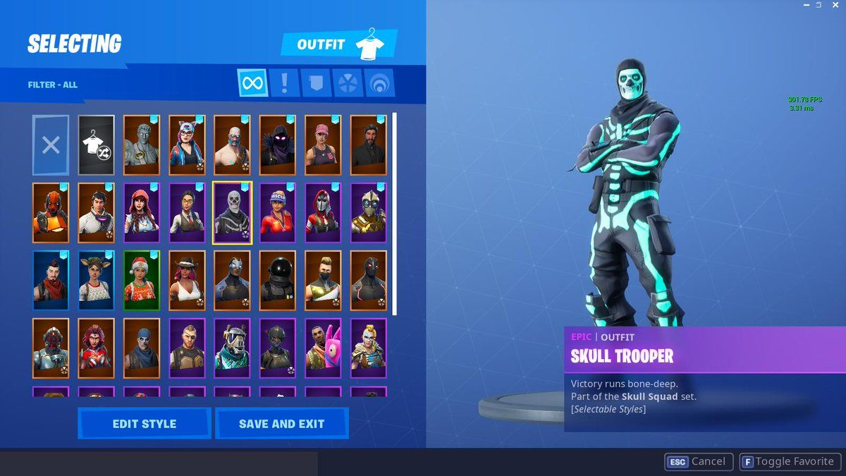 Apply Fortnite Account Generator With Skins