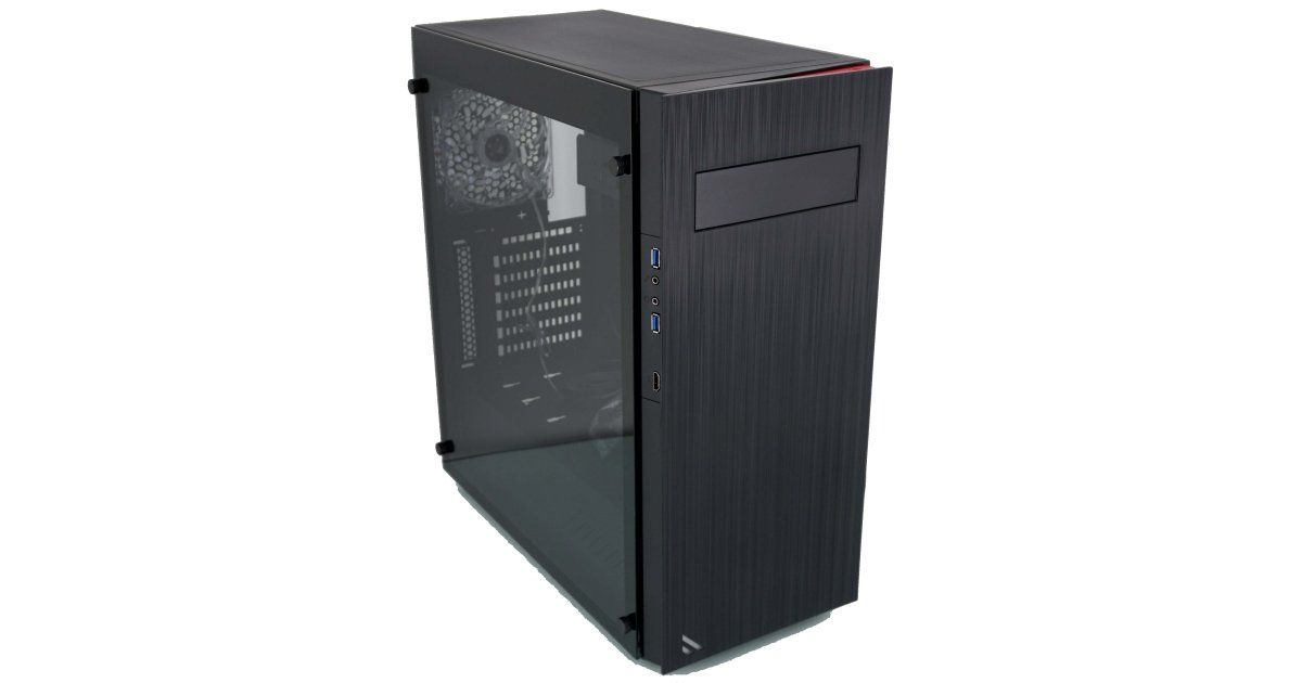 Rosewill Meteor Xr Mid Tower Chassis Review Locker Storage Computer Tower Meteor