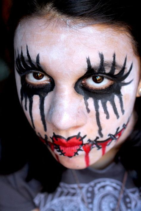 Face Painting Ideas for Halloween & How to Face Paint