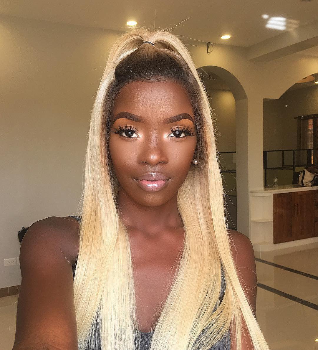 Melanin Beautiful Black Woman 🔥VirginPearlsInc🔥