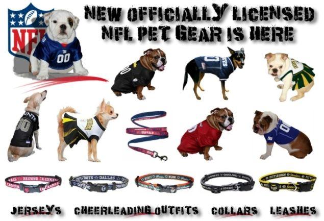 NFL pet gear f7518a61c