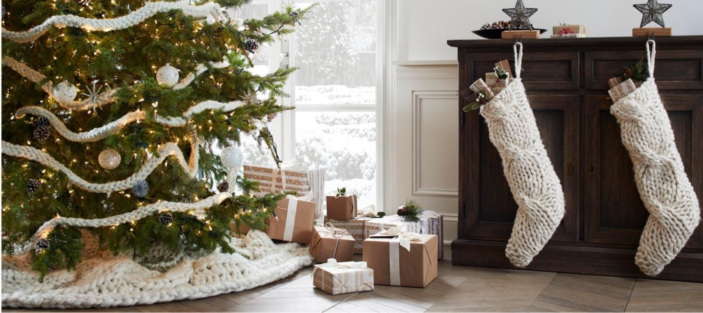 shop for christmas decorations at crate and barrel browse a variety of items for entertaining gifts decor ornaments and more order decorations online - Crate And Barrel Christmas Decorations
