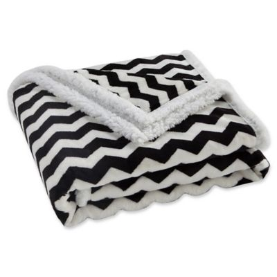 Lala Bash Fifi Sherpa Throw Blanket In Products In 2019 Blanket