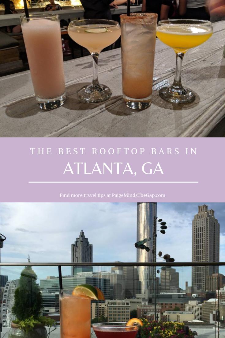 The Best Rooftop Bars in Atlanta | Atlanta bars, Best ...