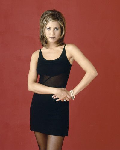 90's fashion - Jennifer Aniston