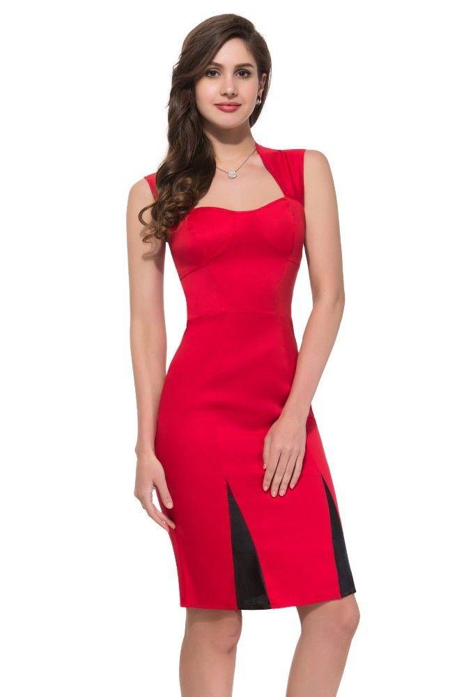 die besten 25 kleid in rot ideen auf pinterest boho kleid rot rotes blumen kleid und boho. Black Bedroom Furniture Sets. Home Design Ideas