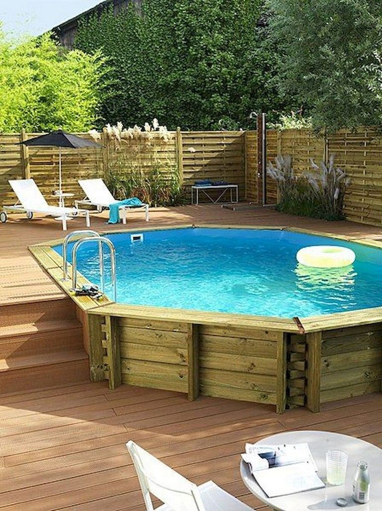 82 Swimming Pool Ideas Small Backyard With Images Diy