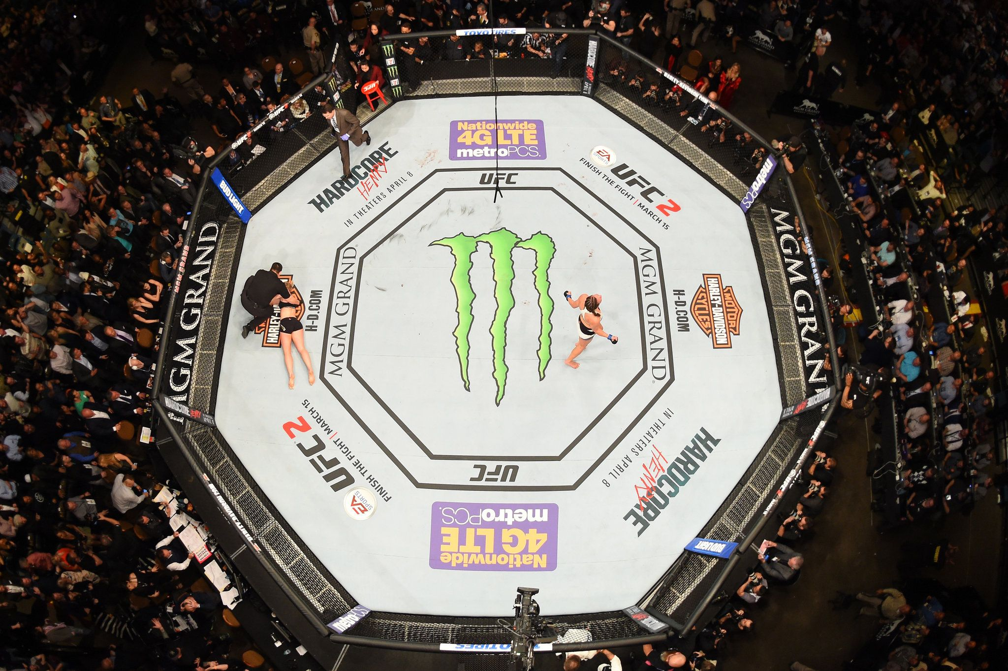 Fighting a Cage Match to Turn UFC Into a National Phenomenon ...
