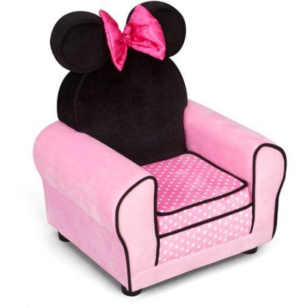 Disney Minnie Mouse Chair, Pink