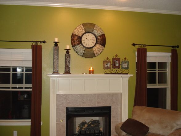 Tupelo Tree Paint Color From Sherwin Williams Home Decor