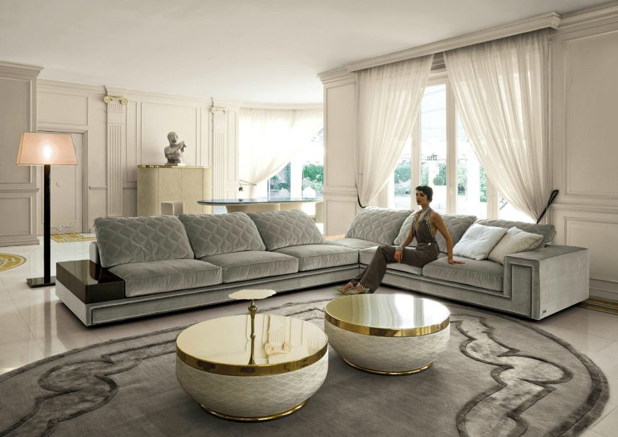Top Modern Sofas From Maison Et Objet Americas Exhibitors Luxury Italian Furniture Luxury Furniture Italian Furniture