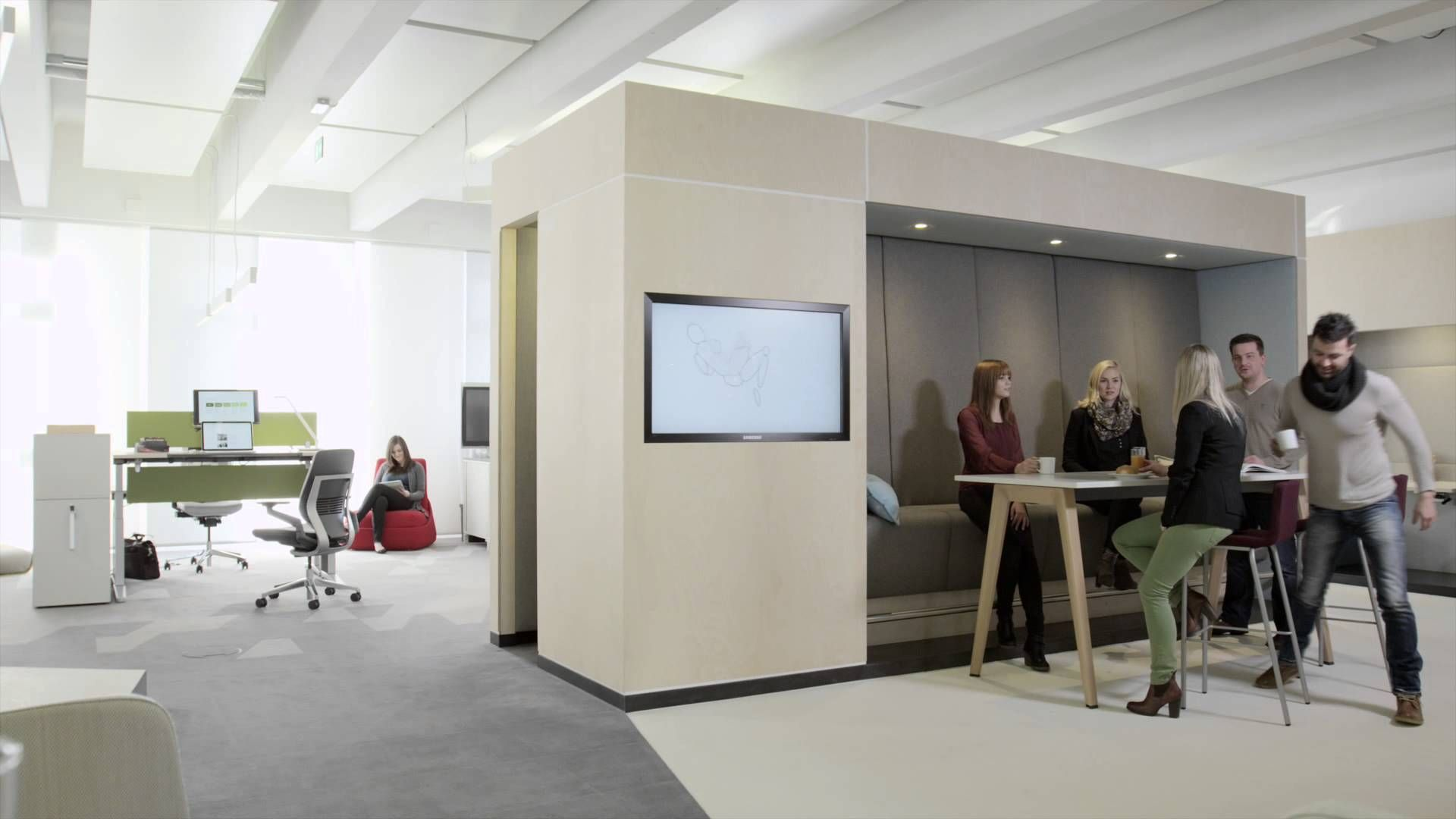Ology Designing A Desk For Wellbeing Steelcase Design