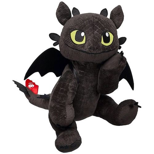 build a bear toothless release date in the UK is the 13 June I cant ...