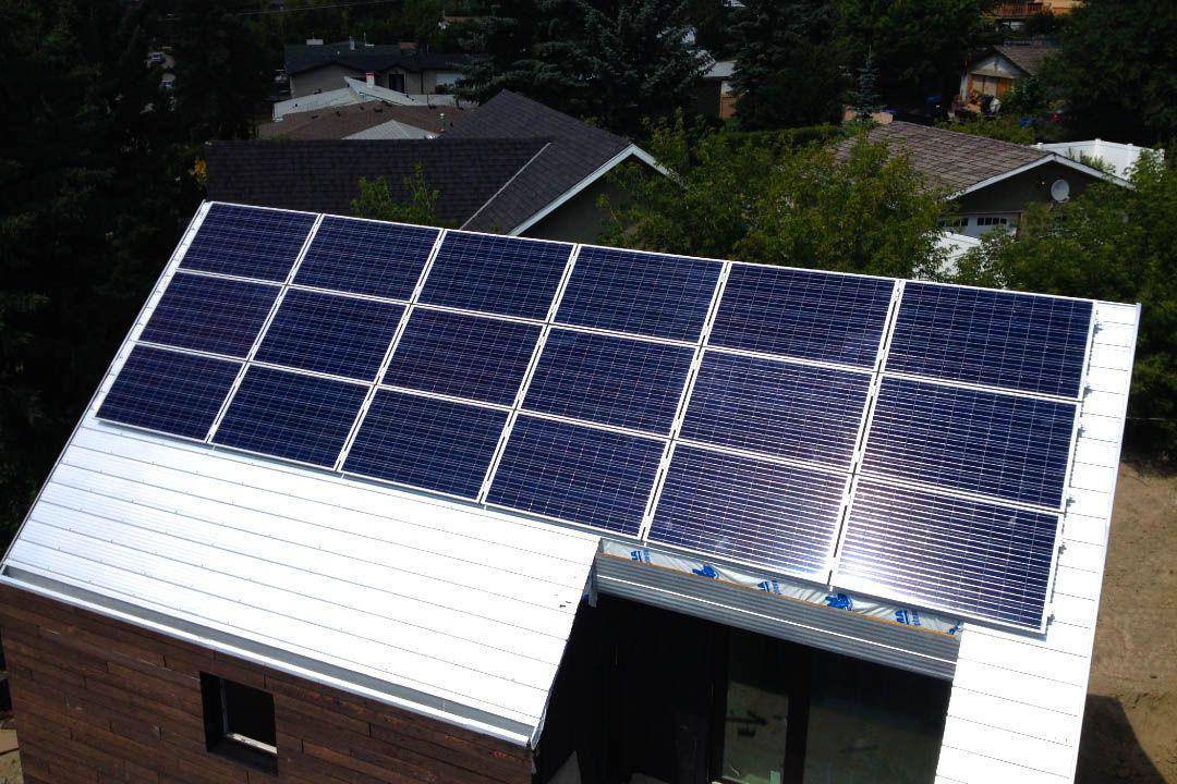 Skyfire Groves 2 Solar Power System Solar Roof Solar Panel