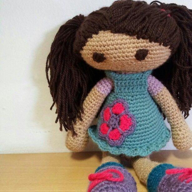 Muñecos a crochet! $20.000 cada uno.