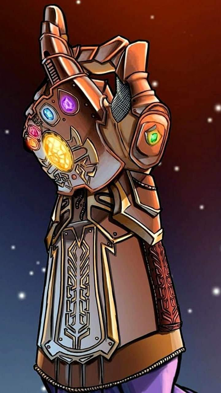 Download Infinity Gauntlet Wallpaper By Ordem E Progresso 25 Free On Zedge Now Browse Millions Of Popular Infi Marvel Images Thanos Marvel Marvel Tattoos