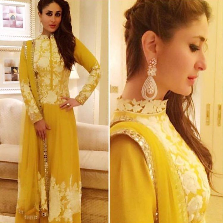 aa5964dd10 My #favourite #beautiful #kareenakapoor in #winter #festive# look ...