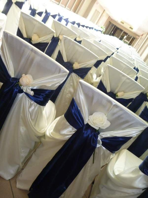 Pleasant A Dream Wedding Events White Satin Chair Covers With Theyellowbook Wood Chair Design Ideas Theyellowbookinfo