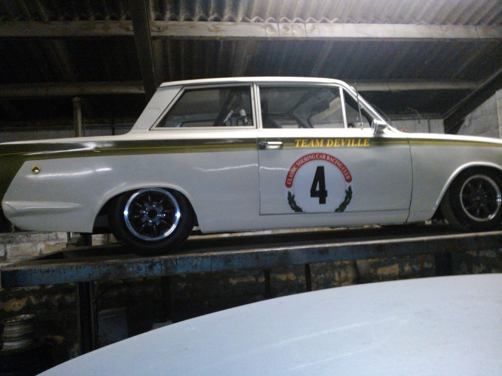 eBay: LOTUS CORTINA RACE CAR FOR SALE #classiccars #cars | UK ...