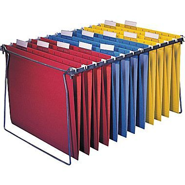 Great Staples Hanging File System With Frame | Staples