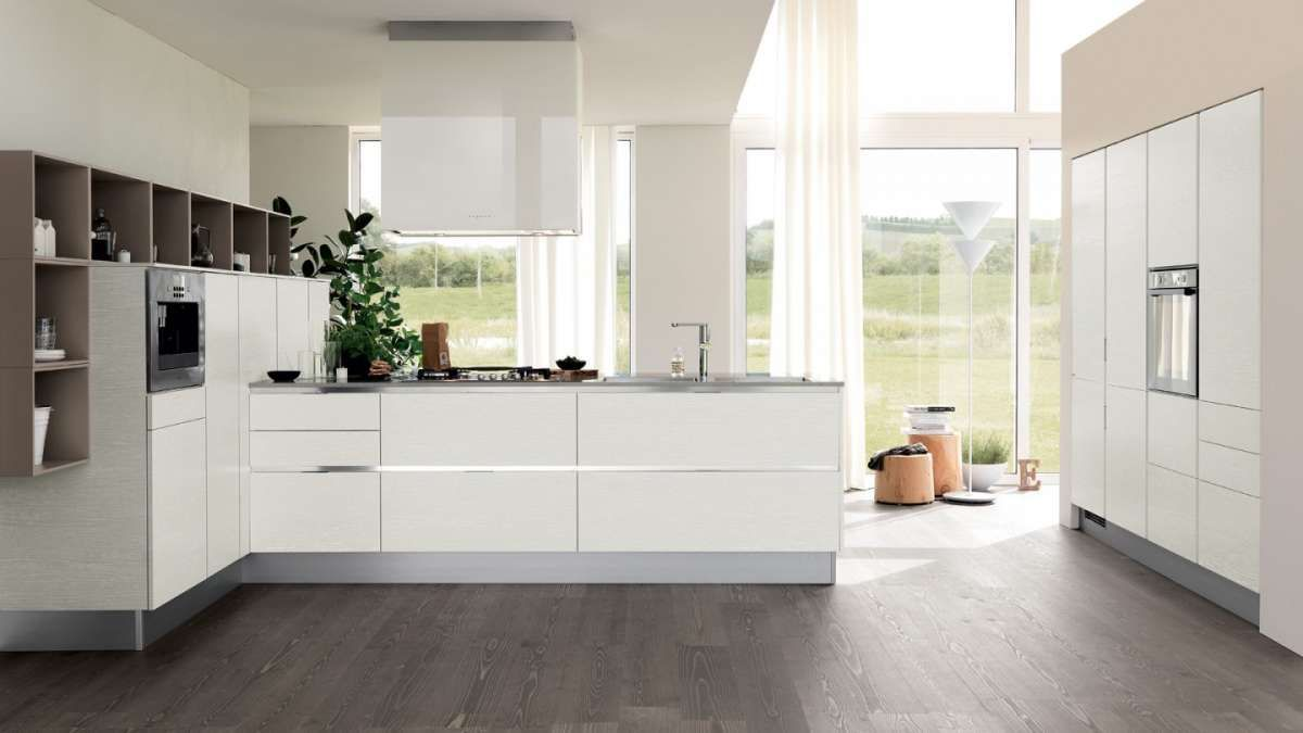 Risultati immagini per liberamente scavolini bianca | Cucina ...