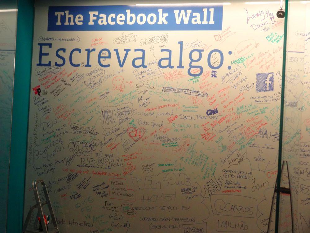TechTudo visitou o escritório do Facebook no Brasil