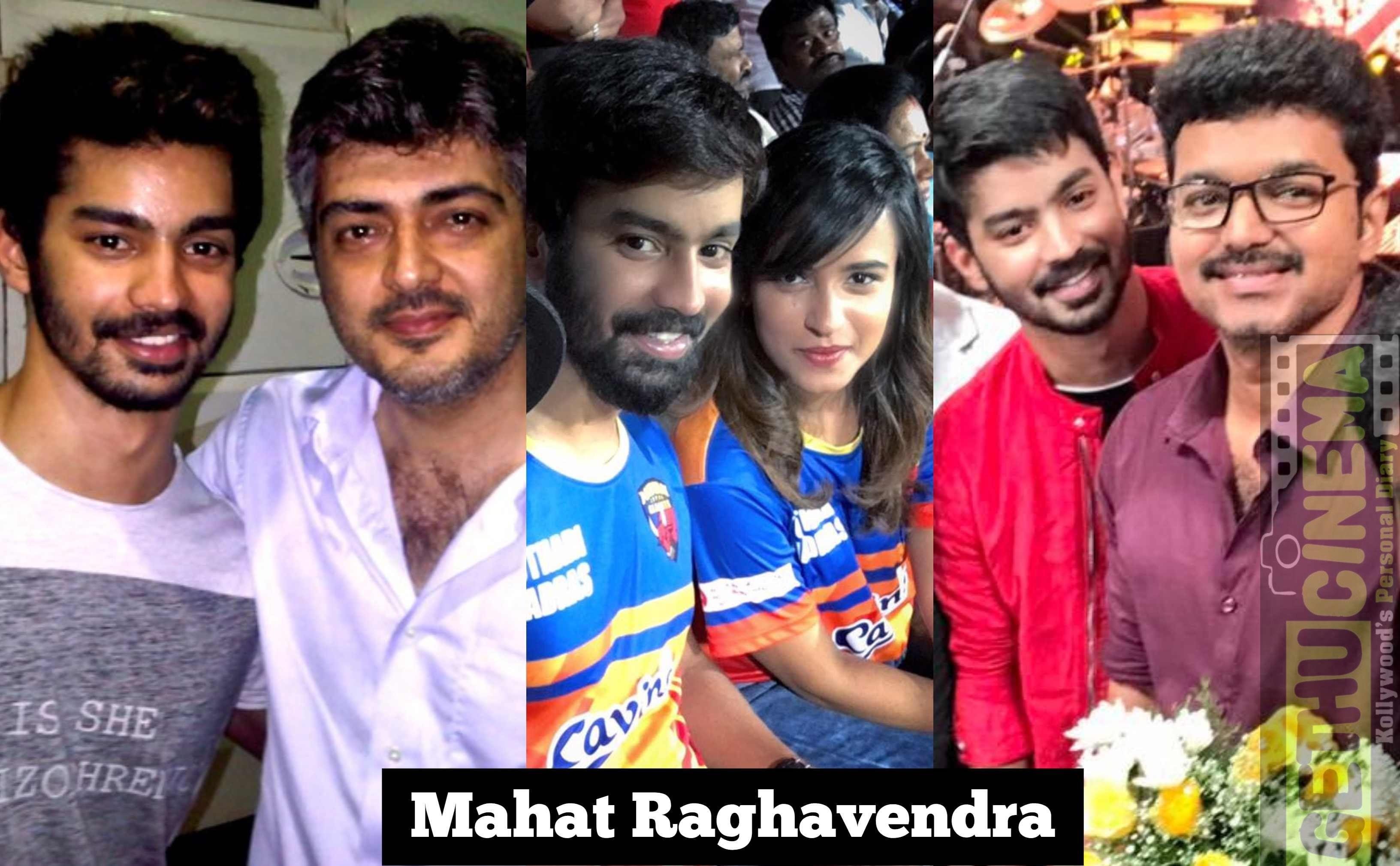 Bigg Boss Tamil 2 Contestant Mahat Raghavendra 2018 HD Images