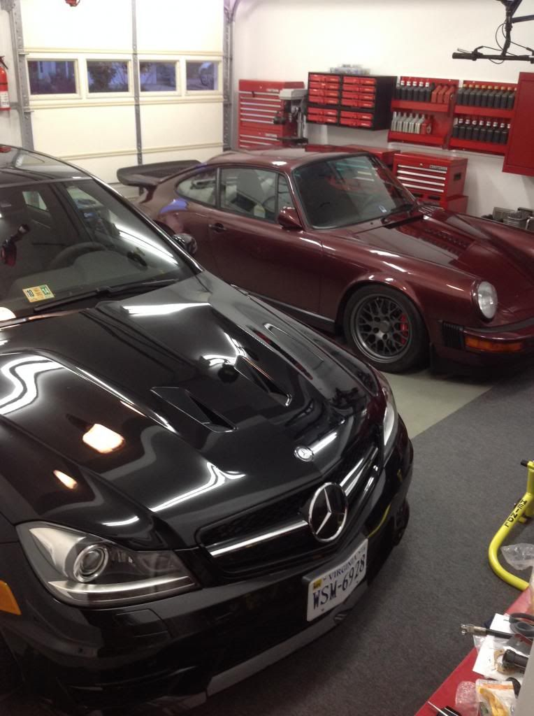 Show Your Two Car Garage The Garage Journal Board Auto Shop - Show car garage