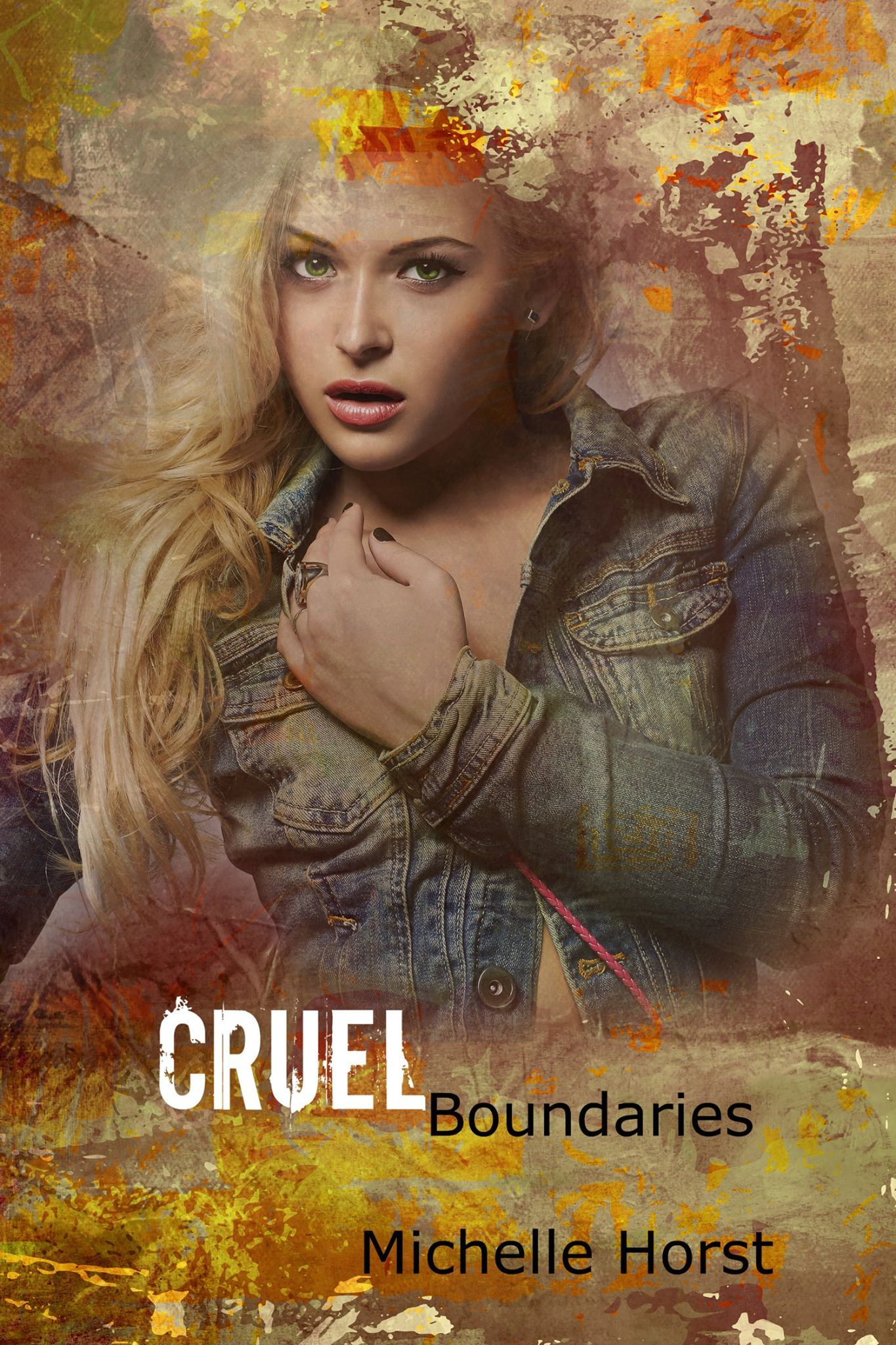 RED MOON...: #CoverReveal - Cruel Boundaries by Author Michelle Horst​