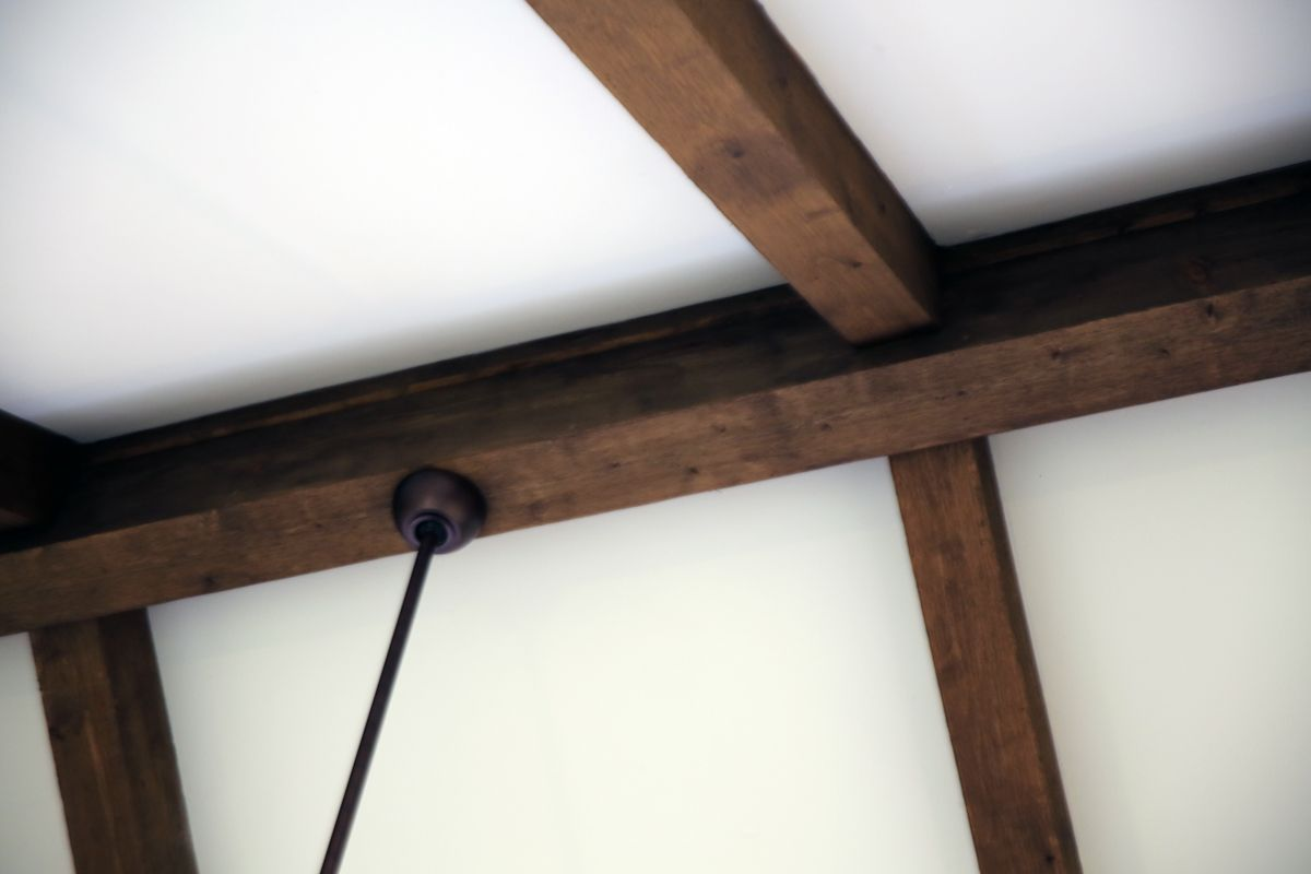 Cedar Beams Stained Cedar Ceiling Treatments Rustic Beams Living Room Wood Beams Stained Beam
