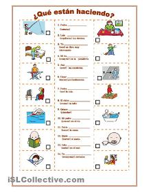 Sabes Qué Es El Gerundio En El Contexto Particular De La Gramática El Gerundio Es Una C Spanish Classroom Activities Spanish Worksheets Learning Spanish