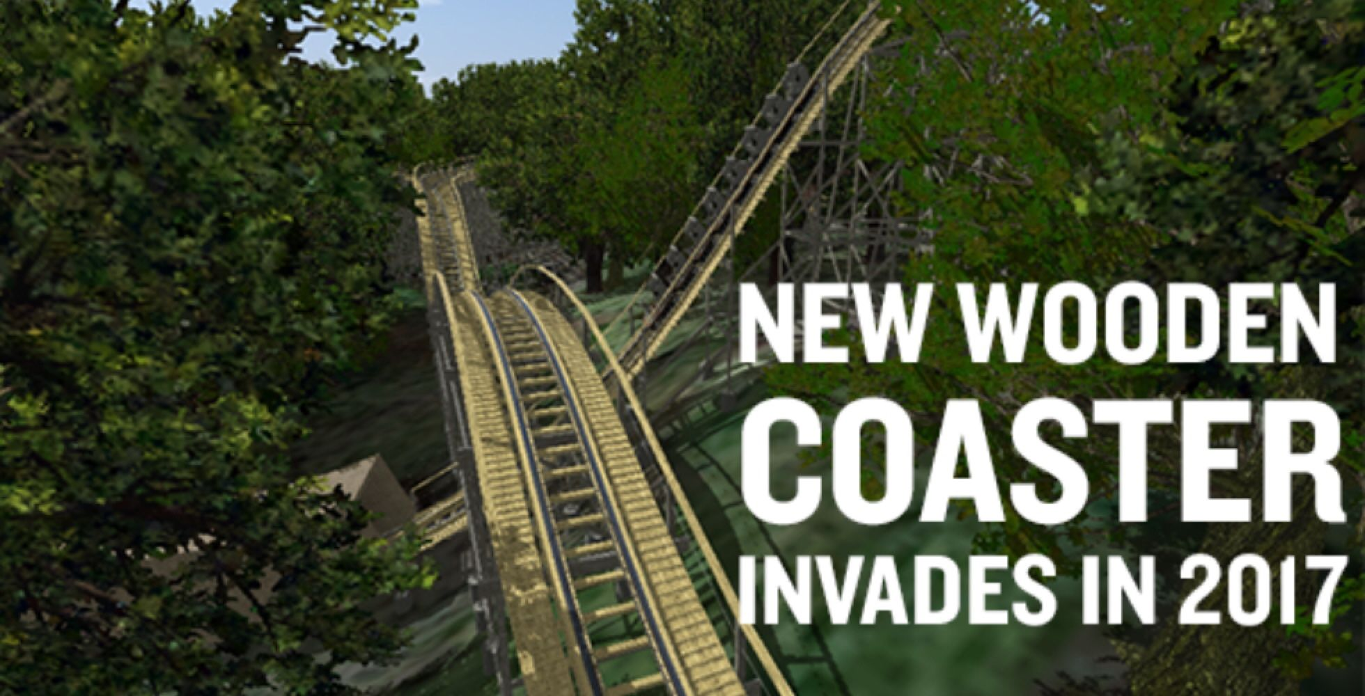 Good Busch Gardens Williamsburg Has Announced That It Is Building A  Viking Themed Wooden Coaster For