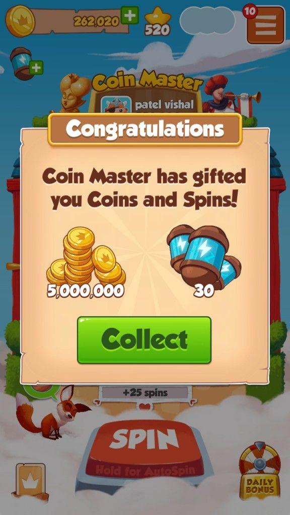 coin master spin link hack