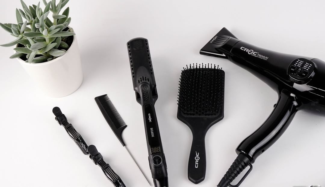 Do You Know How To Properly Care For Your Hairstyling Tools Click The Link In Our Bio For A Guide To Cleaning Al Salon Pictures Hair Brush Natural Hair Styles
