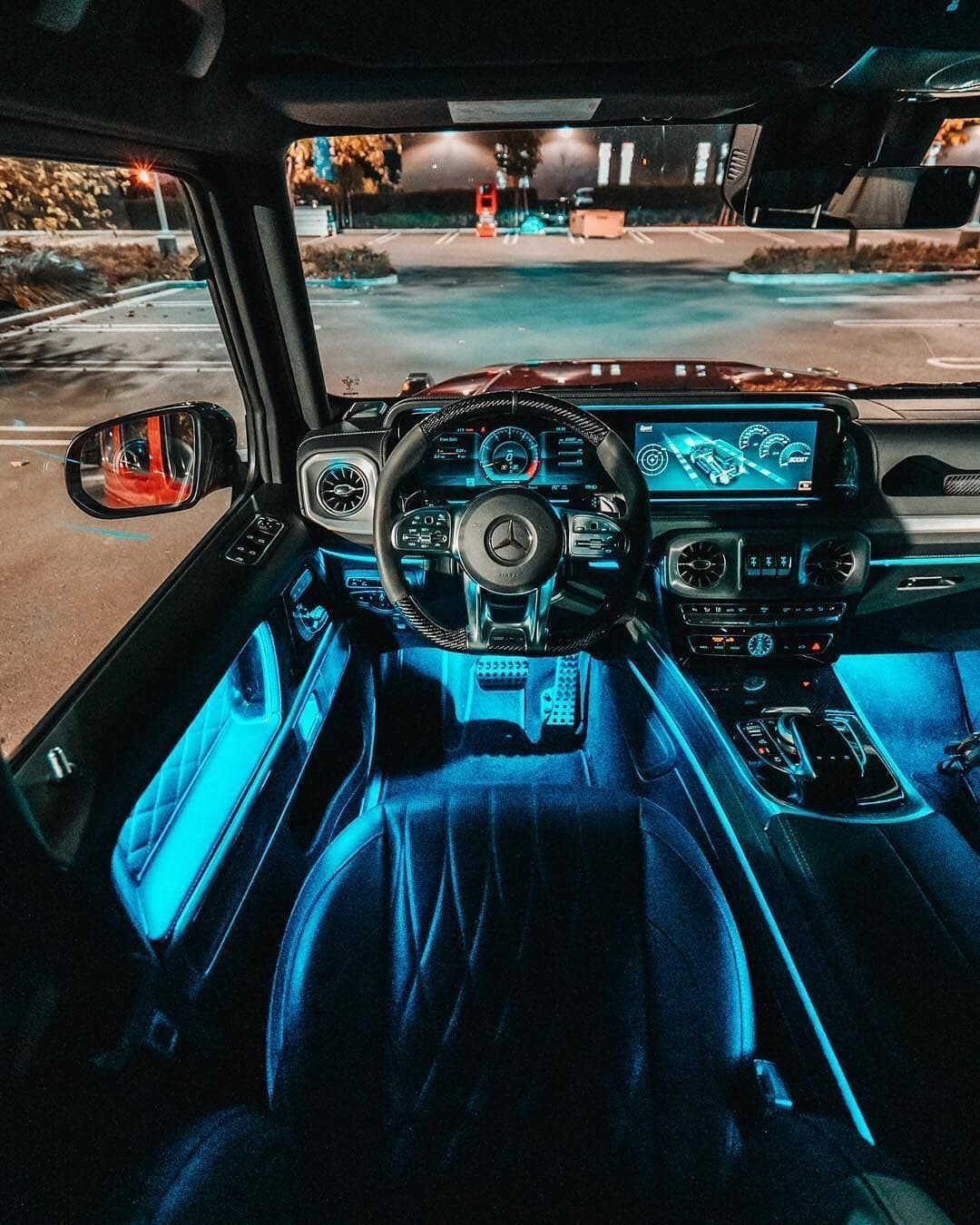 The Most Luxury Cars In The World With Best Photos Of Cars Luxury Car Interior Luxury Cars Mercedes G63