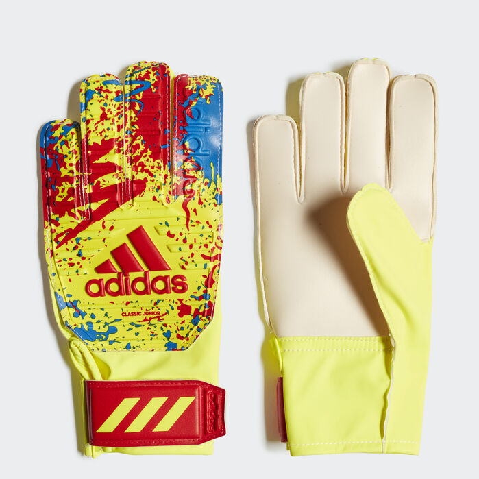06665a5e44 Classic Training Gloves Yellow Kids in 2019 | Products | Gloves ...