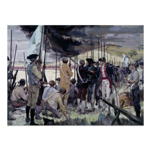 an overview of the battle of bunker hill in the history The colonists retreated to cambridge over bunker hill battle of bunker hill, massachusetts on june 17, 1775 history african americans.