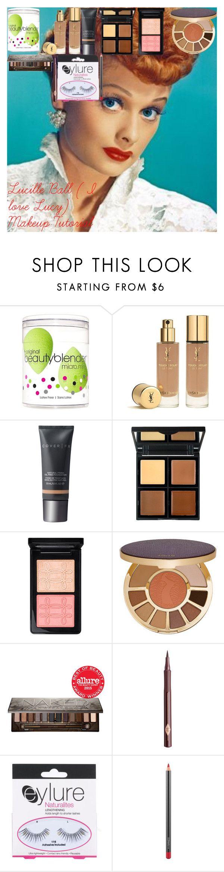 Lucille Ball ( I love Lucy) Makeup Tutorial Ball makeup
